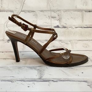 Couture by Donald J Pliner strappy heel sandal